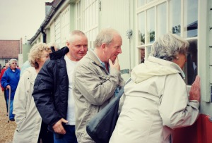 Clarence Yard Tour Visitors_Gosport_c2_Laura_Scottorn