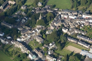 The major settlement of the parish, Alston is a relatively dense urban settlement clustered around a marketplace and ancient churchyard with many alleys and back courts containing a concentration of dwellings and multi-purpose accommodation.