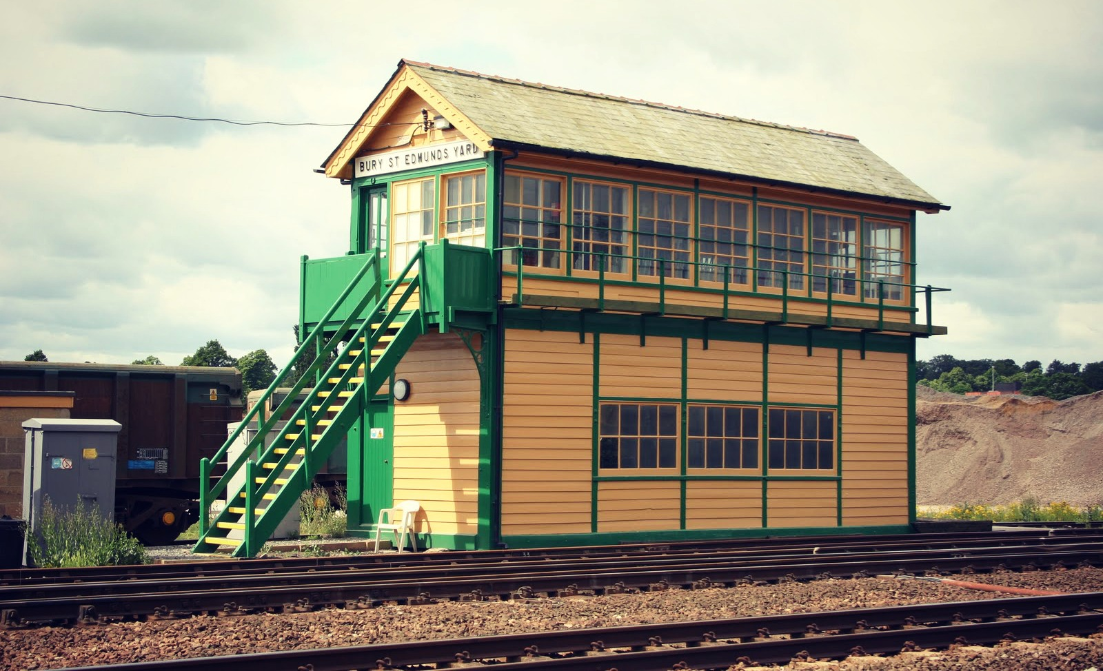 interesting facts  signal boxes heritage calling
