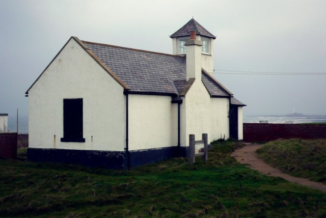 The Grade II-listed watch house on Rocky Island, Seaton Sluice, Northumberland, was built around 1876 for the Seaton Sluice Voluntary Life Saving Company and later used as an auxiliary Coastguard station