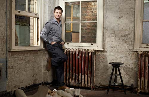 George Clarke present The Restoration Man. Photo: Channel 4