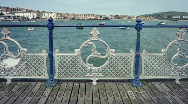 Swanage, from its 1897 pier