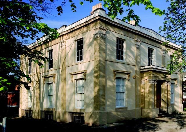 Elizabeth Gaskell's House post restoration  Lee Baxter (2)