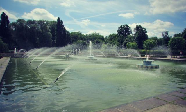 Festival Gardens, Battersea Park  ©