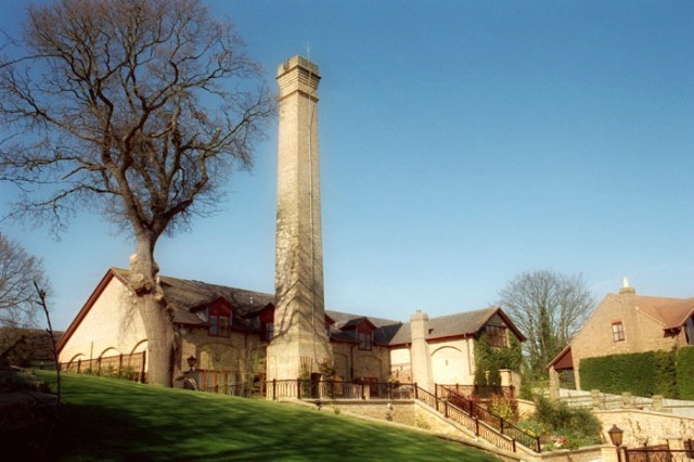 Old Water Works Iford EH NMR image 2002