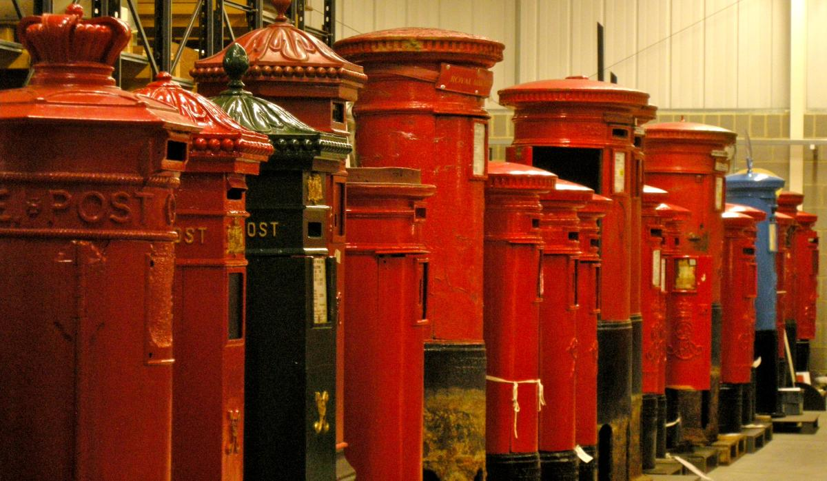 A Brief Introduction to the Post Box