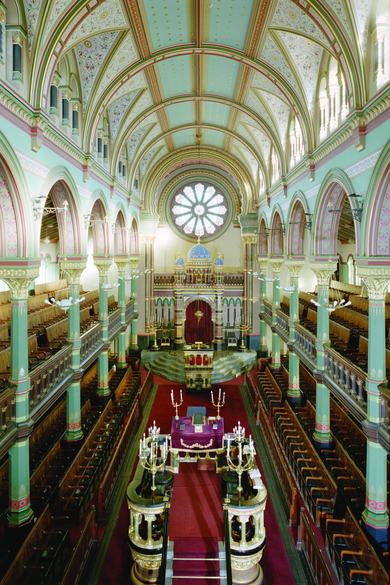 10 of England's Most Beautiful Synagogues