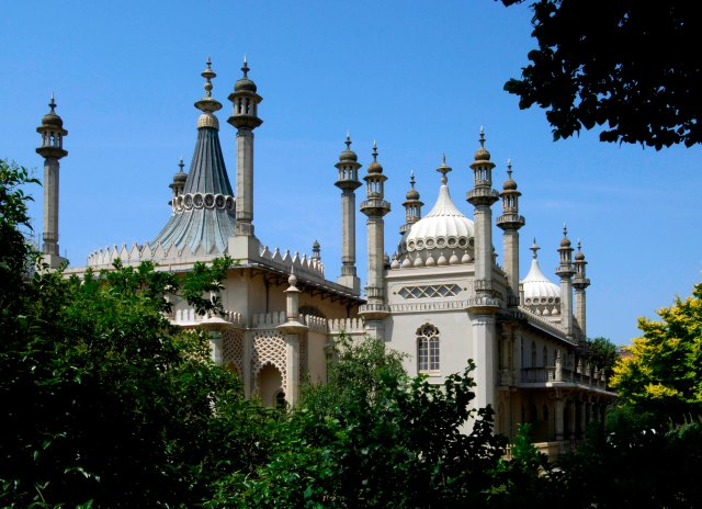 The Royal Brighton Pavilion © Allan Brodie
