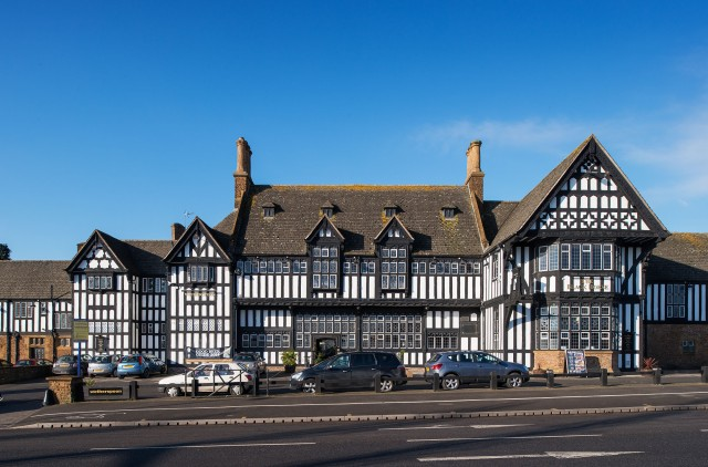 The Black Horse, Birmingham, built in 1929. It has been upgraded from Grade II to Grade II* © Historic England Ref: DP166415