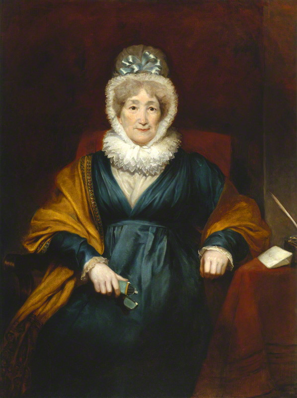 by Henry William Pickersgill, oil on canvas, 1821