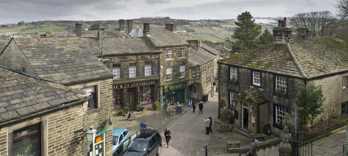 7 Buildings to Mark the Brontë Bicentenary