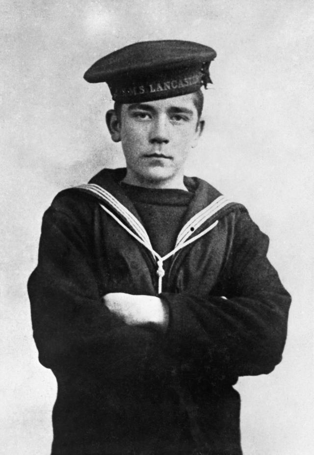 Jack Cornwell portrait c IWM