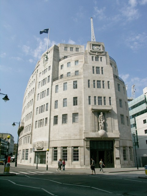 Broadcasting House (c) Mike Smith