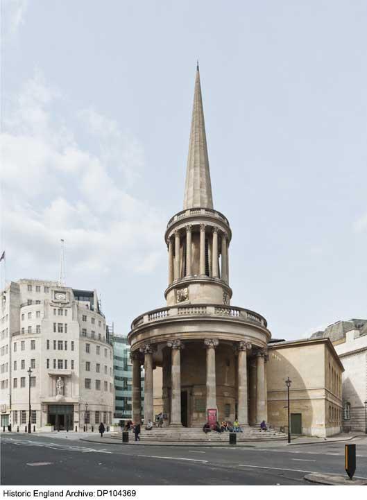All Souls Church2 All Souls Place London, W1B 3DA