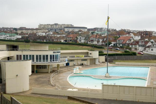 PROJECT. Seaside Project ADDRESS. Saltdean Lido. CAPTION.