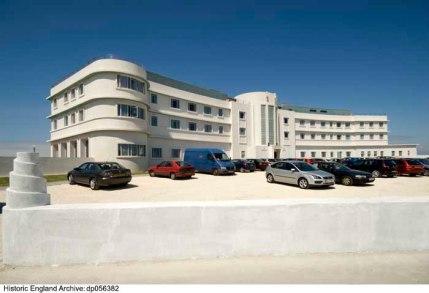 The Midland hotel, Morecambe