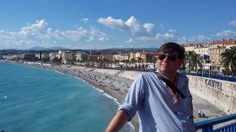 Allan Brodie at Nice