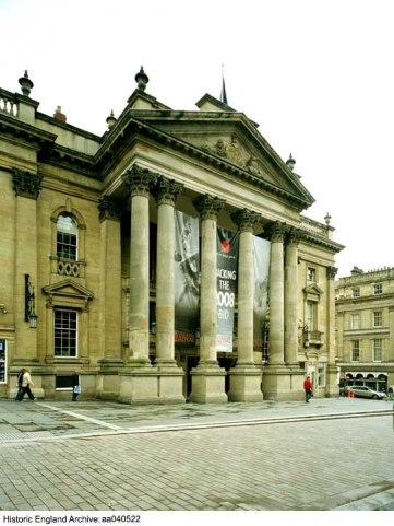 Theatre Royal Newcastle.