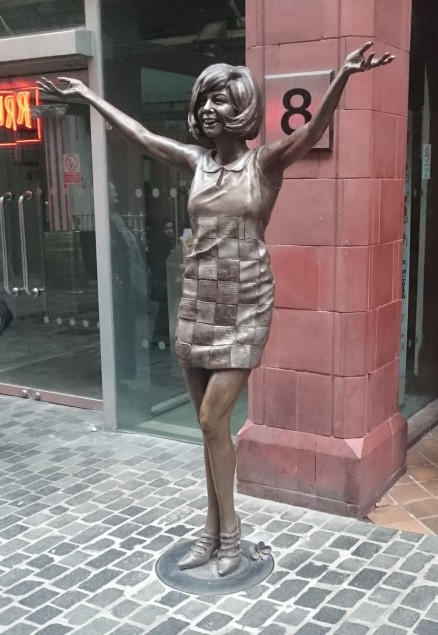 Cilla Black - Liverpool flickr