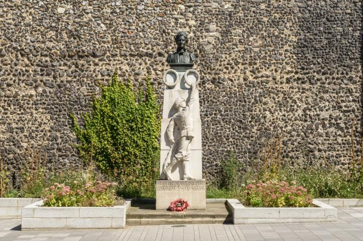 Edith Cavell Norfolk cHE - digi archive