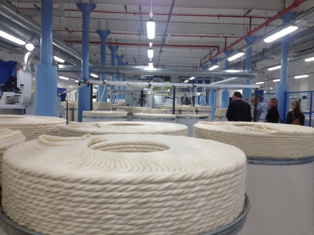 Tower Mill English Fine Cottons interior