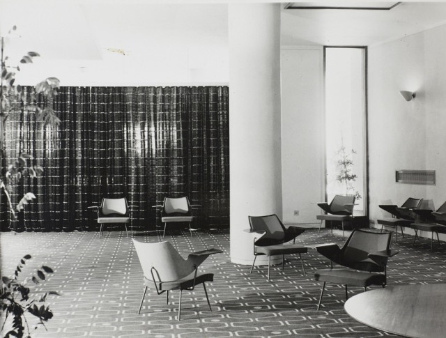 3. Robin Day Chairs - also Peter Morro