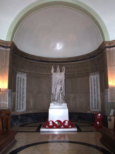 stockport war memorial art gallery c richard roberts
