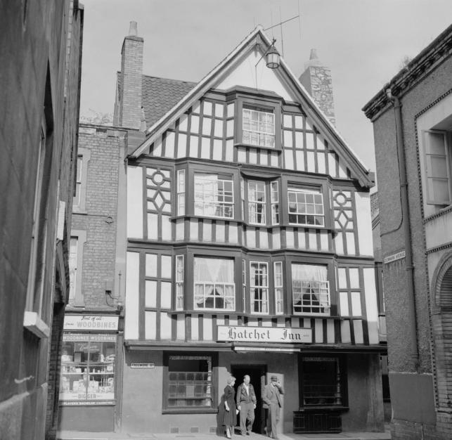 AA98_04316 Hatchet Inn, Bristol, 1945-80
