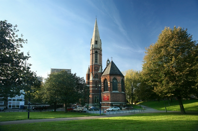Greater London, PADDINGTON, St Mary Magdalene (Colin Carron 2006) #041
