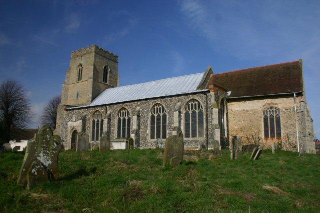 Wetherden_-_Church_of_St_Mary (Creative Commons Ben Jones)
