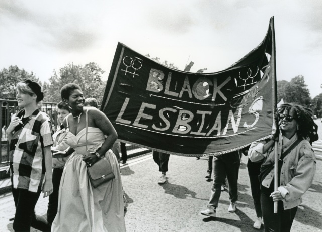 Lesbian Strength March photo