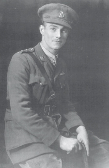 Alexander Bruce Kynoch portrait © War Memorials Trust