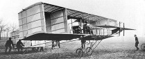 John Moore-Brabazon in his Voisin 'Bird of Passage' aircraft in which he made the first flight in Britain by a British pilot at Leysdown, Kent. Image: Public Domain. The aerodrome was the location of many early British aviation 'firsts', including the first controlled flight by aircraft by John Moore-Brabazon in 1909 - the first person in Britain to qualify as a pilot. The Short Brothers built the first aircraft factory on site. It was also the first RNAS station, with Winston Churchill learning to fly at the aerodrome and Royal Aero Club founding member, Charles Rolls (of Rolls Royce fame), and other innovators trialling their new flying machines here.