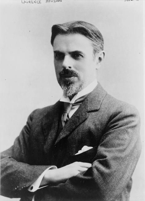 Laurence_Housman 1915 via wikipedia