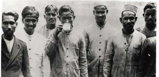 BLOG IMAGE lascar seamen port of london 1908