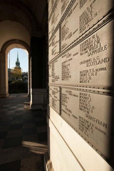 Tower Hill - Merchant Navy Memorial