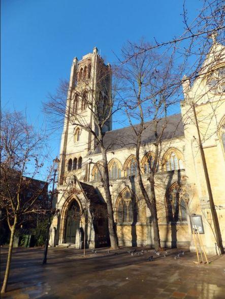 All Saints Church in Notting Hill