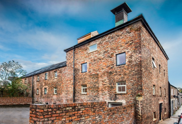 Clementhorpe Maltings exterior