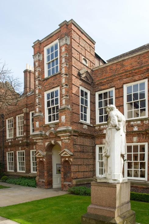 Exterior of Wilberforce House, Hull