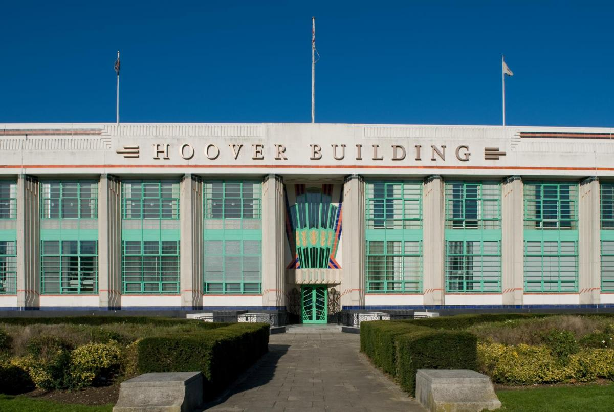 A spotter's guide to Art Deco architecture