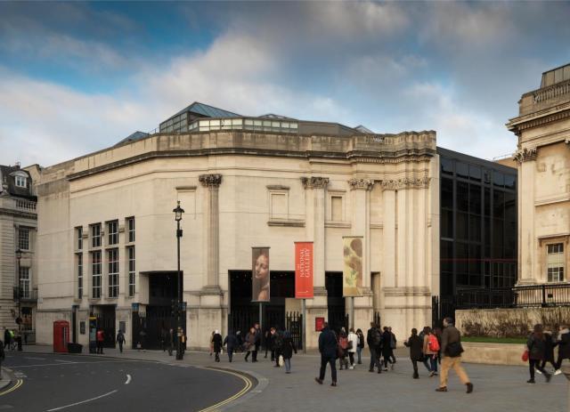 Sainsbury Wing, National Gallery