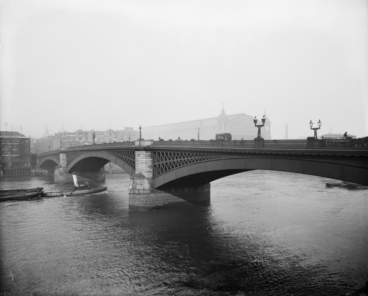 5 unusual endings for London's Thames bridges