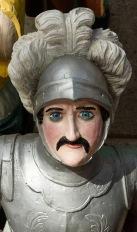 King Arthur's knight, Sir Lancelot