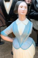 the founder of modern nursing Florence Nightingale