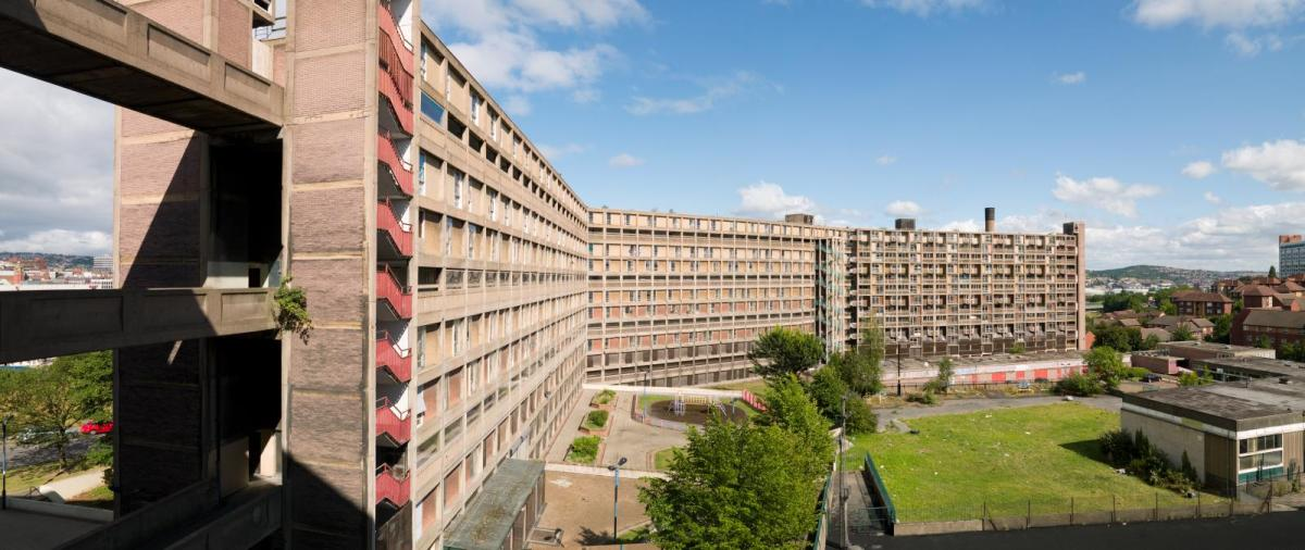 A brief introduction to Brutalism
