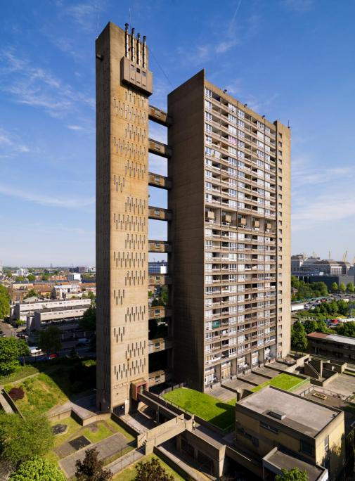 Balfron Tower in east London