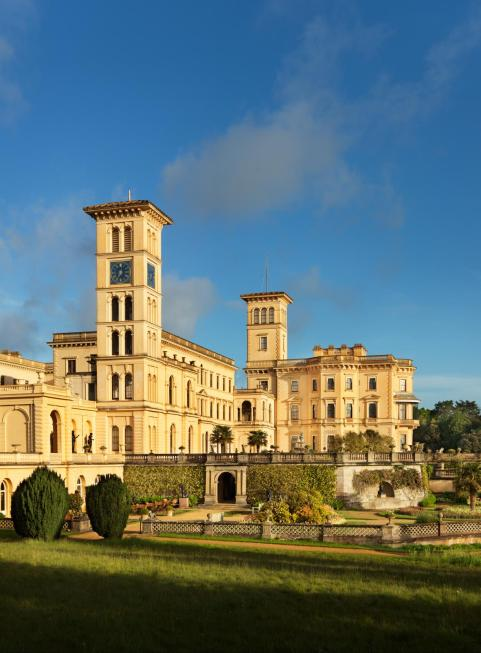 Exterior of Osborne House