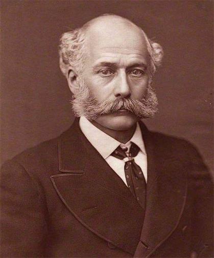 Portrait of Sir Joseph Bazalgette