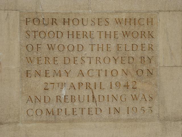 bath memorial plaque tom tide