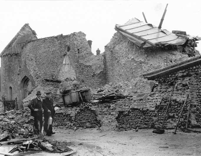 BLOG NORWICH ruins st julians church OWS 0117511